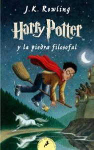 Harry Potter 1: La piedra filosofal.